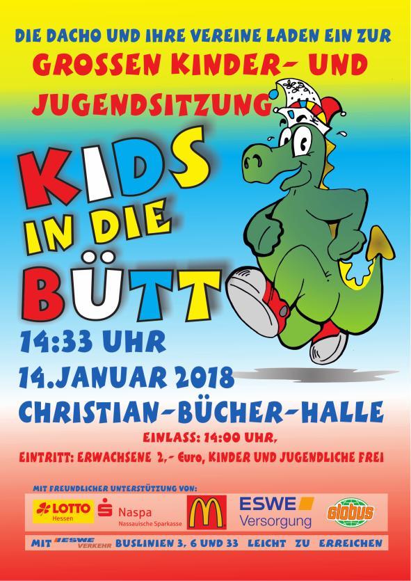 Kid Plakat 2018